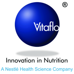 Vitaflo globe Nestlé